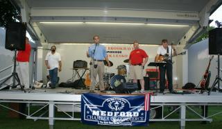 Medford Summer Concert Series Returns for 2012